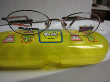 NICKELODEON NIC  I CARLY  Style CLICK in PINK  46-16-130  Eyeglass Frames