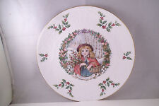 Vintage Royal Doulton Bone China England Collector Plate Christmas 1978