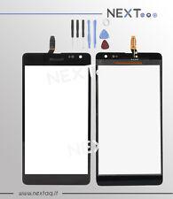 Touch screen x schermo Miscrosoft Nokia Lumia 535 CT2C1607FPC BIADESIVO+kit