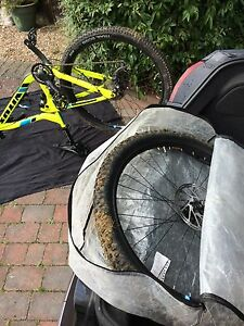 "Mountain Bike 29"" Wheel Storage and Transport Bags"