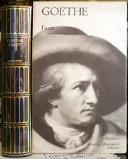 Johann Wolfgang von Goethe, Faust, Ed. Mondadori, 1990