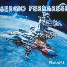Sergio Ferraresi – Horizons Vol. 7 Galaxi LP Private records Italian Library