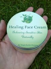 Healing Face Cream, Balancing, Natural, Soothing, Christmas, Vegan, PCOS