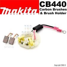 Makita CB440 + 638991-1 Soporte de Cepillo de Carbono BDF458 BHP448 BHP458 DDF458 DHP458