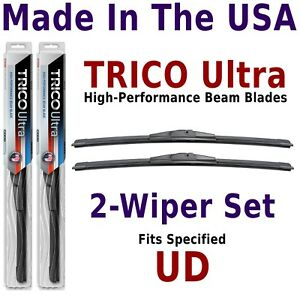 Buy American: TRICO Ultra 2-Wiper Blade Set fits listed UD: 13-20-20