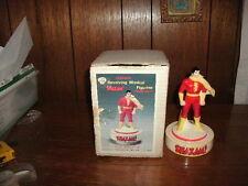 D C COMICS INC.1978 SHAZAM on base. plays the song SUPERSTAR Excellent condition