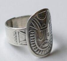 YRJO Aleksander Aho Finland Vintage Silver 813 silver ring