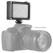 96 LED Luz de Vídeo Lámpara de Iluminación Zapata para Cámara Videocámara Nikon V3I5 Canon