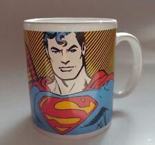 Superman Coffee Mug by TM & DC Comics Man of Steel Tea Cup