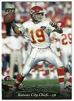 JOE MONTANA 1995 UPPER DECK #111