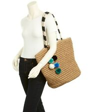 Fallon & Royce Straw Tote Bag