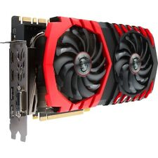NEW MSI Video G1080TGX11 NVIDIA GeForce GTX 1080 Ti Graphic Card 11GB GTX1080 TI