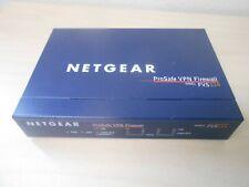 Netgear ProSafe VPN Firewall Model FVS114