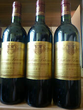 CHATEAU BARREAU 1994 Grand Cru de Saint-Emilion ( 3 Bottles)