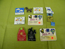 Lot of Miscellaneous Vintage Dancing and Other V 00004000 arious Pinbacks