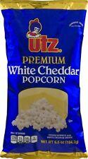 Utz Quality Foods Premium White Cheddar Popcorn 6.5 oz. Bag (8 Bags)