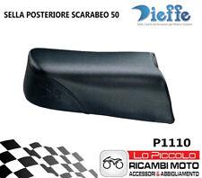 P1110 Asiento Silla de Montar Asiento Trasero Pasajero Aprilia Scarabeo 50 100