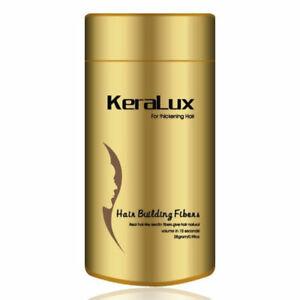 KERA-LUX 28g - Streuhaar Haarverdichter Schütthaare Haarverdichtung Hair Fibers