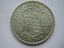 1943 silver Halfcrown EF