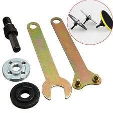 5Pcs/Set Arbor Mandrel Adaptor Cutting Wheels Tool Accessories For Angle Grinder
