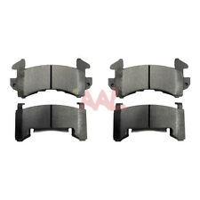 AAL Front BRAKE PADS For 1989-1992 1993 1994 1995 1996 CHEVROLET BLAZER (4 pcs)