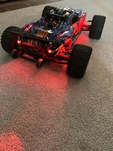 traxxas rustler 4x4 vxl With Batteries