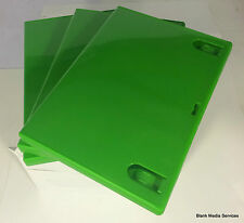 25 x  New Xbox Original Replacement Game Cases | Official Microsoft |Green