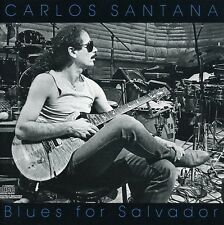 Carlos Santana - Blues for Salvador [New CD]
