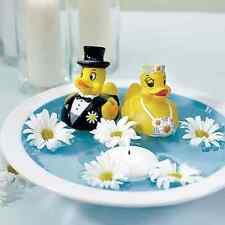 Quietscheenten Badeenten Brautpaar 'Braut & Bräutigam' Hochzeit