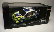 1 FORD FOCUS RS RALLY D'ITALIA SARDEGNA 2006 1:43 IXO