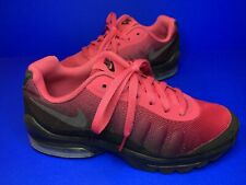 Nike Air Max Invigor Trainers Size uk 4 Pink/Black Vgc