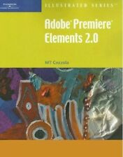 Very Good, Adobe Premiere Elements 2.0: Illustrated Introductory (Illustrated (T