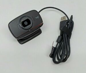 Logitech C525 Computer Wired USB Webcam Camera HD 720P with Built-in Mic