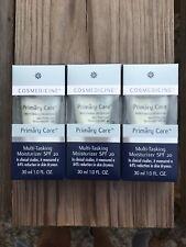 New Lot Of 3 Cosmedicine Primary Care MultiTask Moisturizer 1oz Sunscreen Spf 20