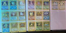 Pokemon Cards - Complete Base Set 2 130/130 Cards - Wizards Of The Coast