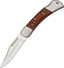 New China Made Folding Pocket Knife Lockback CN2108264