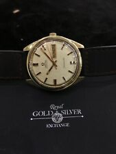 Omega Seamaster Day Date Mens Vintage Automatic Watch