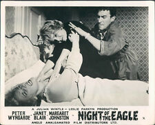 PETER WYNGARDE NIGHT OF THE EAGLE ORIGINAL LOBBY CARD