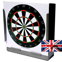 100 Air Rifle Shooting Paper Full Colour Dart Board Targets 14cm Pistol (100gsm