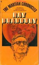 MARTIAN CHRONICLES ~ RAY BRADBURY ~  VINTAGE 1975 PAPERBACK ~ FREE US SHIPPING