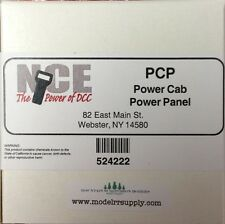 NCE 222 PCP Power Panel - Expand your DCC Power Cab 524-222    MODELRRSUPPLY-com