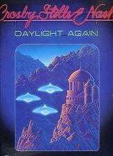 CROSBY STILLS & NASH daylight again GERMAN 1982 EX LP