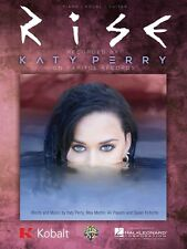 Rise Sheet Music Piano Vocal Book Katy Perry NEW 000198011