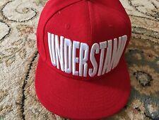 Hot !Bboy boy Adjustable cotton Men Baseball Snapback Cap Hip-hop Hat Uk Stock