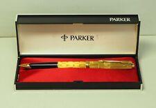 Mint Parker 65 Stratus Fountain Pen 14ct Medium nib in original box