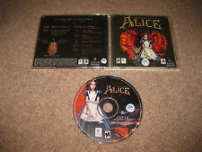 American McGee's: Alice, Good Mac, Mac Video Games Apple Macintosh