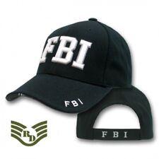 FBI Deluxe Law Enforcement Cap USA Police Mütze