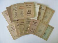Reclam German Literature Classics Opera Novella Poetry Drama Vintage WW2 1943