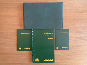 Lotus Exige Owners Handbook Manual and Wallet