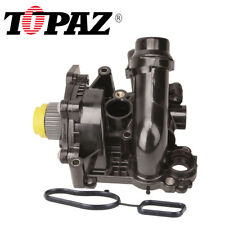 Thermostat Assembly to Water Pump for  VW Golf Jetta GTI Passat Tiguan 1.8T 2.0T